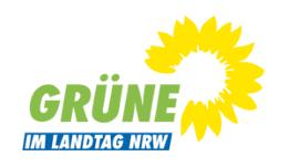 Gruene NRW Landtag Logo