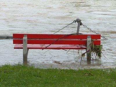 Foto: Hochwasser, Hans Braxmaier, pixabay