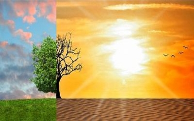 Foto Klimawandel
